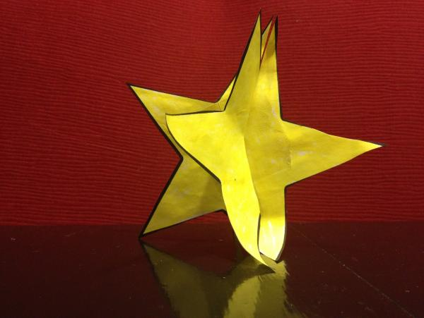 Standing Star Example